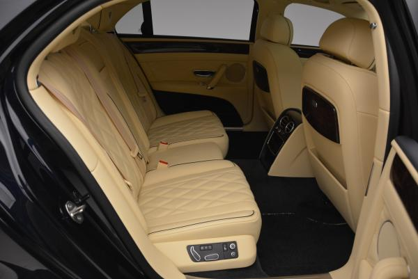 Used 2016 Bentley Flying Spur W12 for sale Sold at Bugatti of Greenwich in Greenwich CT 06830 28