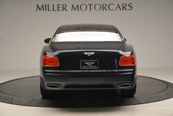 Used 2016 Bentley Flying Spur W12 for sale Sold at Bugatti of Greenwich in Greenwich CT 06830 6