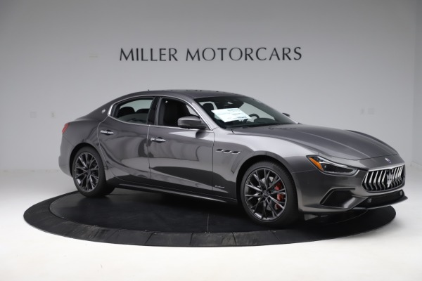 New 2019 Maserati Ghibli SQ4 GranSport for sale $100,695 at Bugatti of Greenwich in Greenwich CT 06830 10