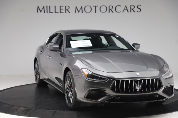 New 2019 Maserati Ghibli SQ4 GranSport for sale $100,695 at Bugatti of Greenwich in Greenwich CT 06830 11