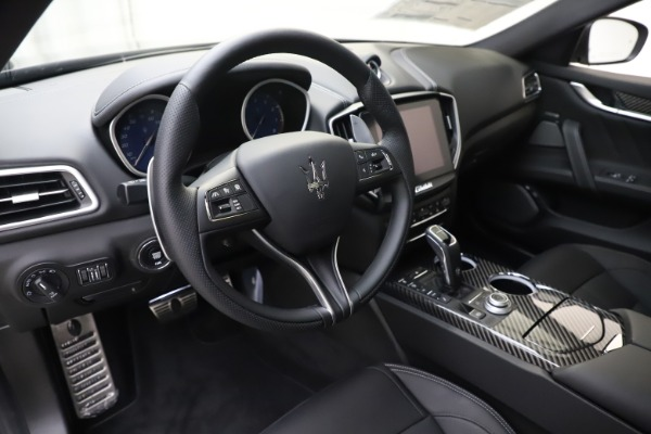 New 2019 Maserati Ghibli SQ4 GranSport for sale $100,695 at Bugatti of Greenwich in Greenwich CT 06830 13