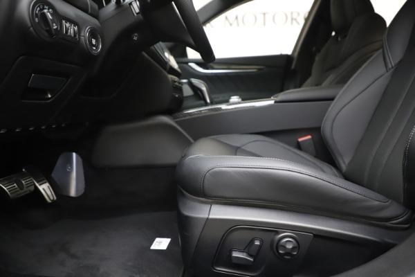 New 2019 Maserati Ghibli S Q4 GranSport for sale $100,695 at Bugatti of Greenwich in Greenwich CT 06830 14