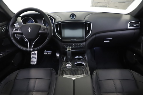 New 2019 Maserati Ghibli S Q4 GranSport for sale $100,695 at Bugatti of Greenwich in Greenwich CT 06830 16