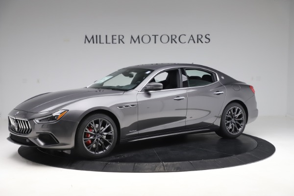 New 2019 Maserati Ghibli SQ4 GranSport for sale $100,695 at Bugatti of Greenwich in Greenwich CT 06830 2