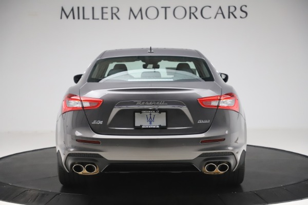 New 2019 Maserati Ghibli SQ4 GranSport for sale $100,695 at Bugatti of Greenwich in Greenwich CT 06830 6
