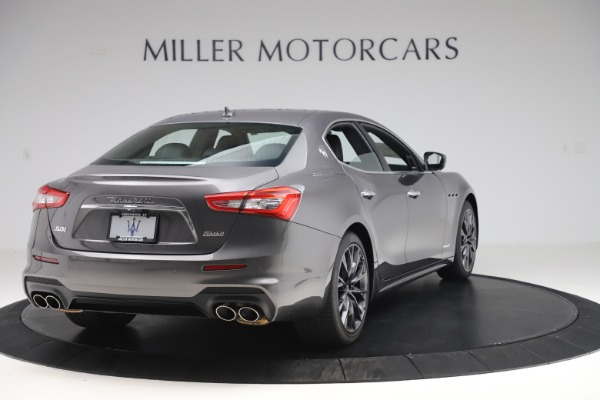 New 2019 Maserati Ghibli SQ4 GranSport for sale $100,695 at Bugatti of Greenwich in Greenwich CT 06830 7
