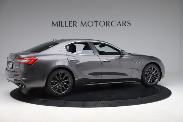 New 2019 Maserati Ghibli SQ4 GranSport for sale $100,695 at Bugatti of Greenwich in Greenwich CT 06830 8