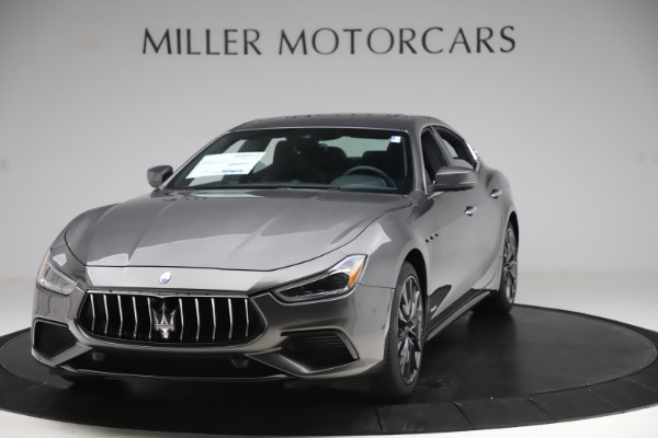 New 2019 Maserati Ghibli SQ4 GranSport for sale $100,695 at Bugatti of Greenwich in Greenwich CT 06830 1