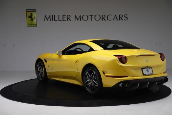 Used 2015 Ferrari California T for sale Sold at Bugatti of Greenwich in Greenwich CT 06830 15