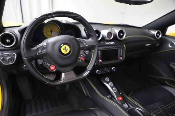 Used 2015 Ferrari California T for sale Sold at Bugatti of Greenwich in Greenwich CT 06830 19