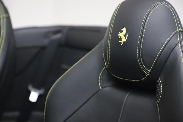 Used 2015 Ferrari California T for sale Sold at Bugatti of Greenwich in Greenwich CT 06830 28