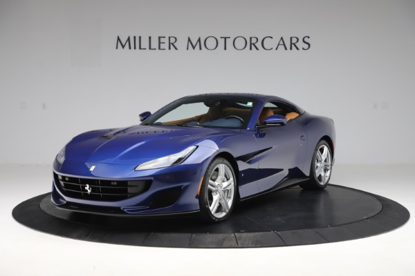 Used 2019 Ferrari Portofino for sale $234,900 at Bugatti of Greenwich in Greenwich CT 06830 13