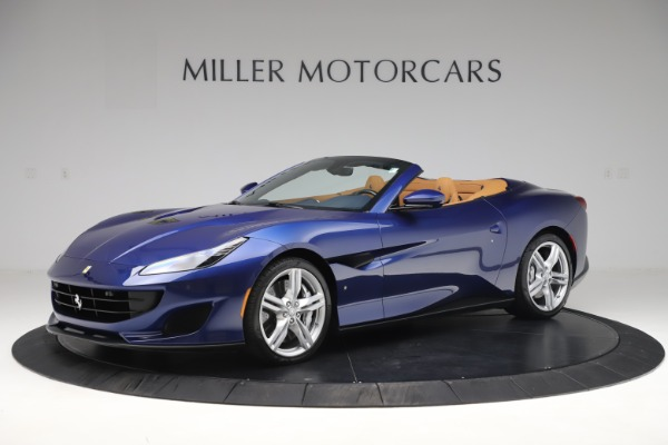Used 2019 Ferrari Portofino for sale $234,900 at Bugatti of Greenwich in Greenwich CT 06830 2