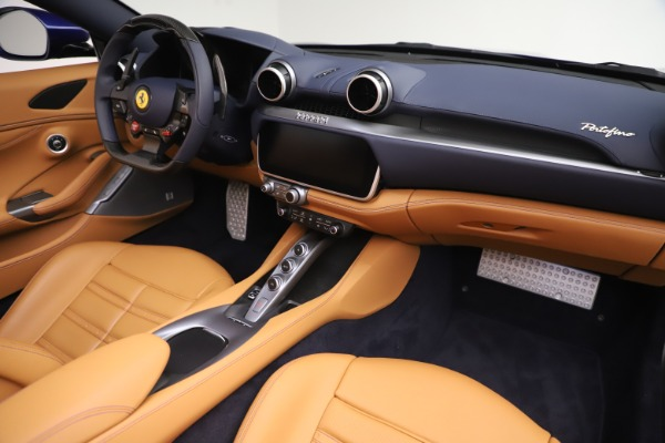 Used 2019 Ferrari Portofino for sale $234,900 at Bugatti of Greenwich in Greenwich CT 06830 23