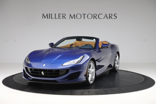 Used 2019 Ferrari Portofino for sale $234,900 at Bugatti of Greenwich in Greenwich CT 06830 1