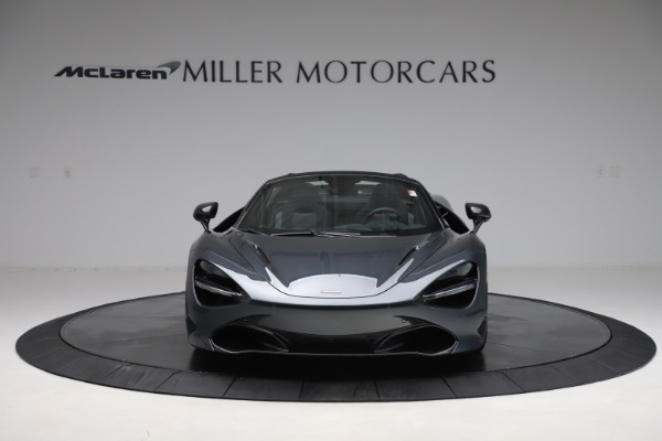 New 2020 McLaren 720S Spider Performance for sale $384,930 at Bugatti of Greenwich in Greenwich CT 06830 11