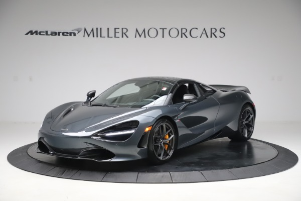 New 2020 McLaren 720S Spider Performance for sale $384,930 at Bugatti of Greenwich in Greenwich CT 06830 14