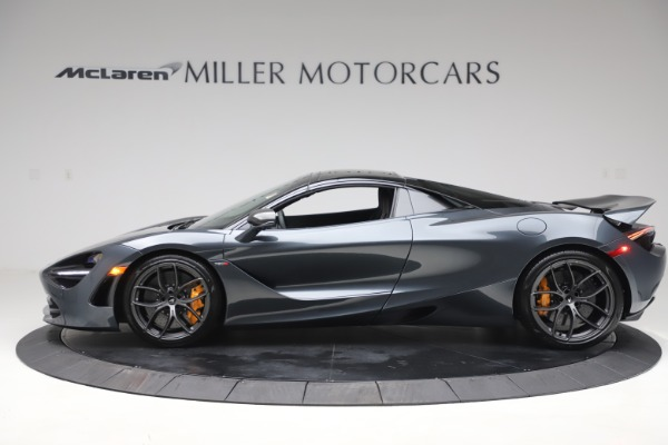 New 2020 McLaren 720S Spider Performance for sale $384,930 at Bugatti of Greenwich in Greenwich CT 06830 15