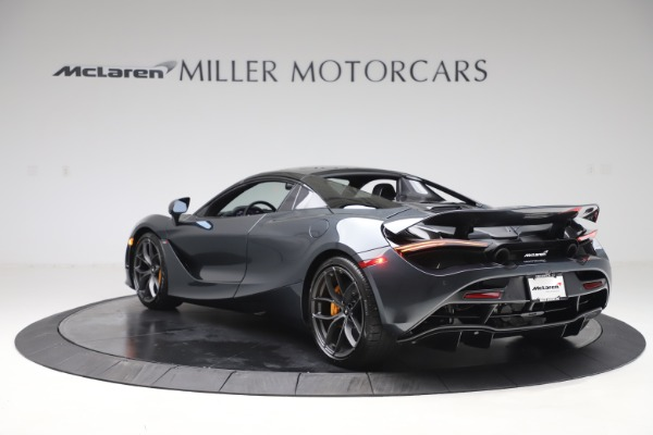 New 2020 McLaren 720S Spider Performance for sale $384,930 at Bugatti of Greenwich in Greenwich CT 06830 16