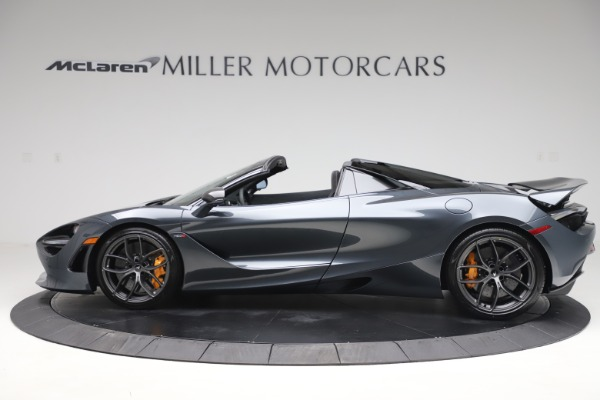 New 2020 McLaren 720S Spider Performance for sale $384,930 at Bugatti of Greenwich in Greenwich CT 06830 2