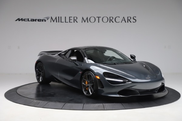 New 2020 McLaren 720S Spider Performance for sale $384,930 at Bugatti of Greenwich in Greenwich CT 06830 20