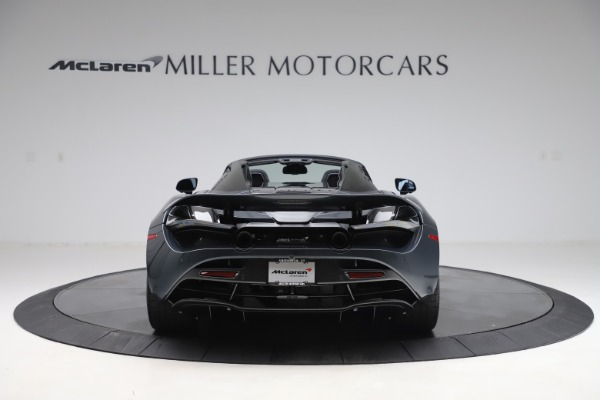 New 2020 McLaren 720S Spider Performance for sale $384,930 at Bugatti of Greenwich in Greenwich CT 06830 5