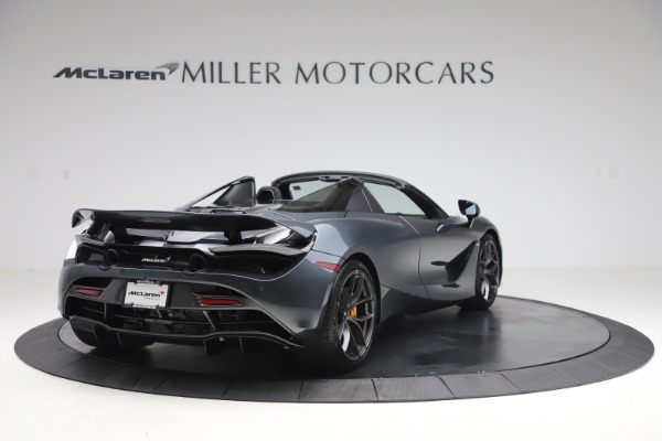 New 2020 McLaren 720S Spider Performance for sale $384,930 at Bugatti of Greenwich in Greenwich CT 06830 6