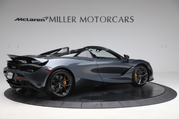 New 2020 McLaren 720S Spider Performance for sale $384,930 at Bugatti of Greenwich in Greenwich CT 06830 7