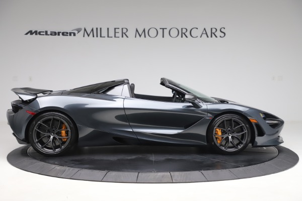 New 2020 McLaren 720S Spider Performance for sale $384,930 at Bugatti of Greenwich in Greenwich CT 06830 8