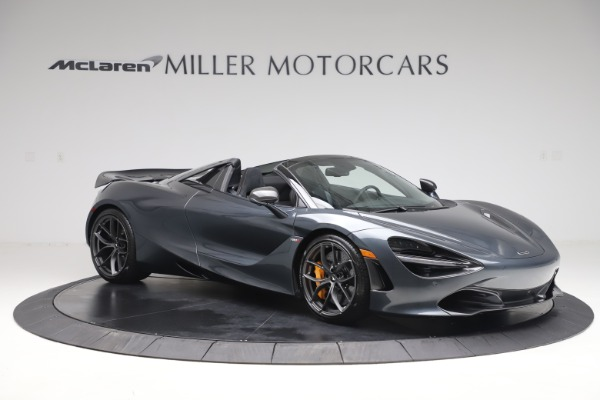 New 2020 McLaren 720S Spider Performance for sale $384,930 at Bugatti of Greenwich in Greenwich CT 06830 9