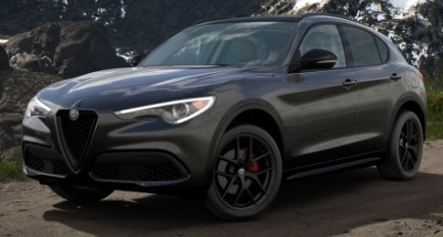 New 2020 Alfa Romeo Stelvio Sport Q4 for sale $50,790 at Bugatti of Greenwich in Greenwich CT 06830 1