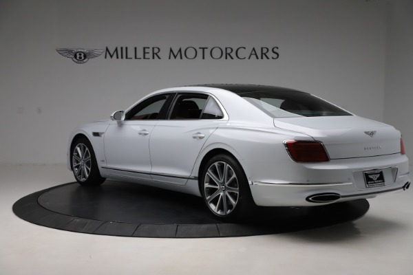 New 2020 Bentley Flying Spur W12 for sale Sold at Bugatti of Greenwich in Greenwich CT 06830 5