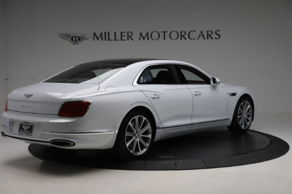 New 2020 Bentley Flying Spur W12 for sale Sold at Bugatti of Greenwich in Greenwich CT 06830 8