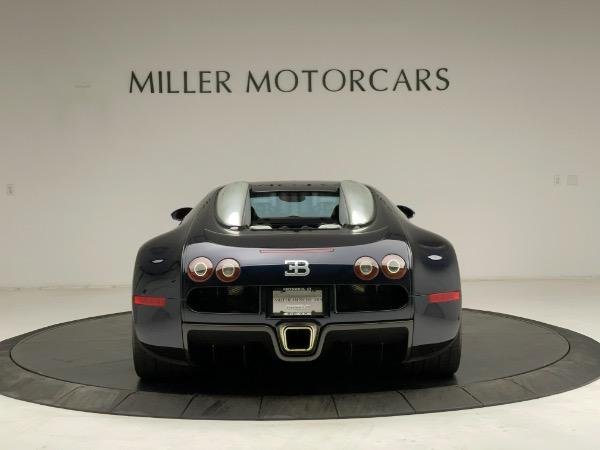 Used 2008 Bugatti Veyron 16.4 Base for sale Call for price at Bugatti of Greenwich in Greenwich CT 06830 10