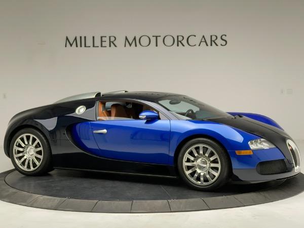 Used 2008 Bugatti Veyron 16.4 Base for sale Call for price at Bugatti of Greenwich in Greenwich CT 06830 11