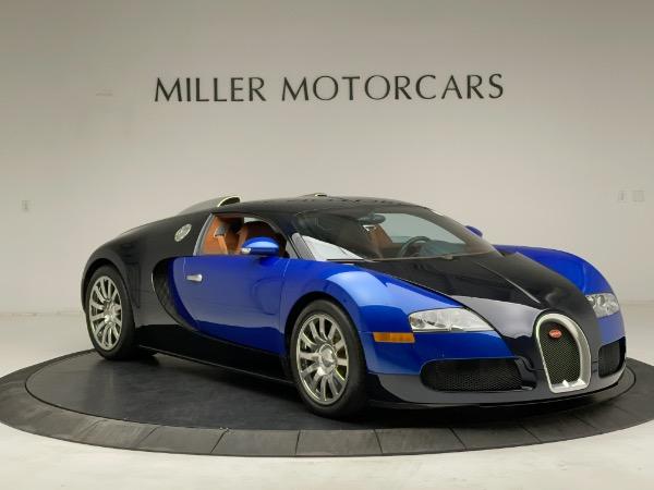 Used 2008 Bugatti Veyron 16.4 Base for sale Call for price at Bugatti of Greenwich in Greenwich CT 06830 12