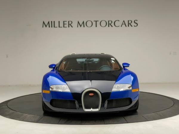 Used 2008 Bugatti Veyron 16.4 Base for sale Call for price at Bugatti of Greenwich in Greenwich CT 06830 13