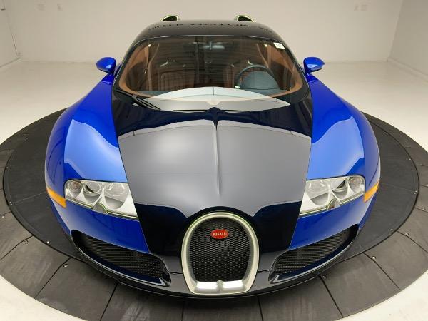 Used 2008 Bugatti Veyron 16.4 Base for sale Call for price at Bugatti of Greenwich in Greenwich CT 06830 14