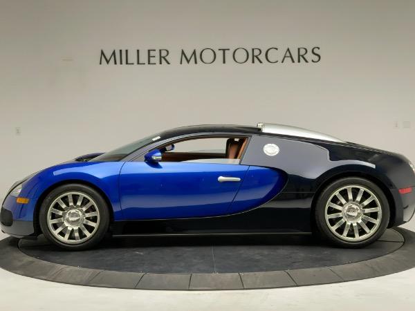 Used 2008 Bugatti Veyron 16.4 Base for sale Call for price at Bugatti of Greenwich in Greenwich CT 06830 4