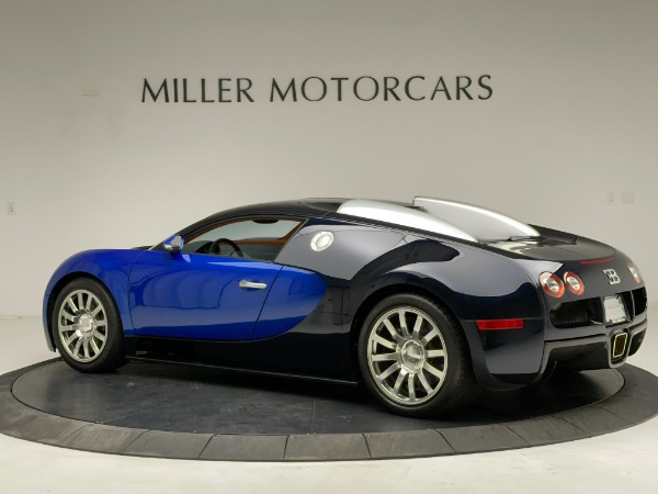 Used 2008 Bugatti Veyron 16.4 Base for sale Call for price at Bugatti of Greenwich in Greenwich CT 06830 5