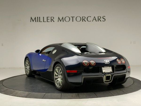 Used 2008 Bugatti Veyron 16.4 Base for sale Call for price at Bugatti of Greenwich in Greenwich CT 06830 6