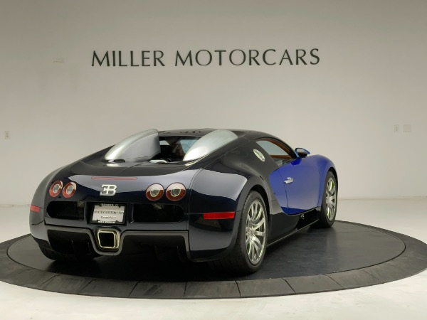 Used 2008 Bugatti Veyron 16.4 Base for sale Call for price at Bugatti of Greenwich in Greenwich CT 06830 7