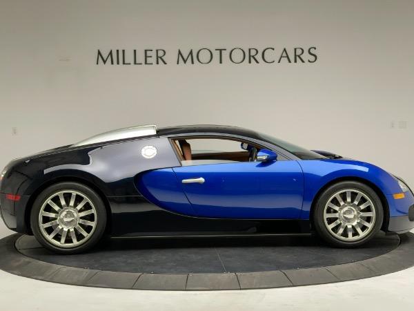 Used 2008 Bugatti Veyron 16.4 Base for sale Call for price at Bugatti of Greenwich in Greenwich CT 06830 9