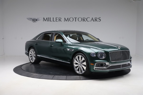 New 2020 Bentley Flying Spur W12 First Edition for sale Sold at Bugatti of Greenwich in Greenwich CT 06830 11