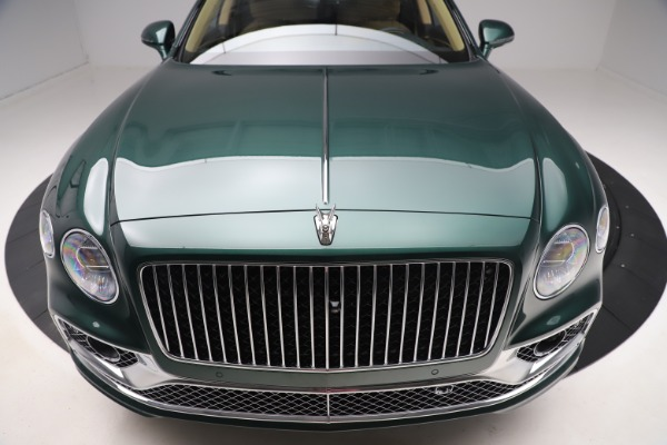 New 2020 Bentley Flying Spur W12 First Edition for sale Sold at Bugatti of Greenwich in Greenwich CT 06830 13