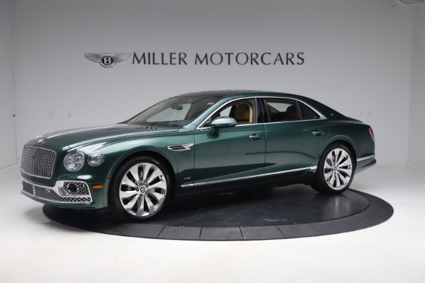 New 2020 Bentley Flying Spur W12 First Edition for sale Sold at Bugatti of Greenwich in Greenwich CT 06830 2