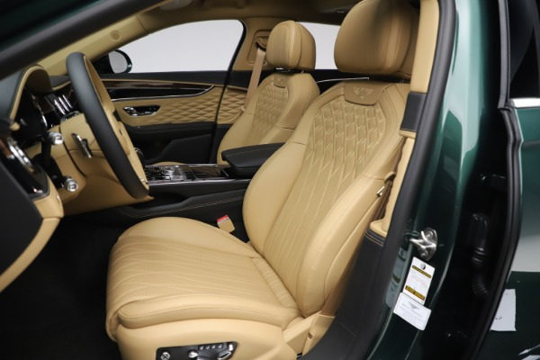 New 2020 Bentley Flying Spur W12 First Edition for sale Sold at Bugatti of Greenwich in Greenwich CT 06830 22