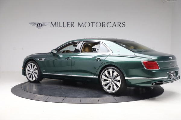 New 2020 Bentley Flying Spur W12 First Edition for sale Sold at Bugatti of Greenwich in Greenwich CT 06830 4