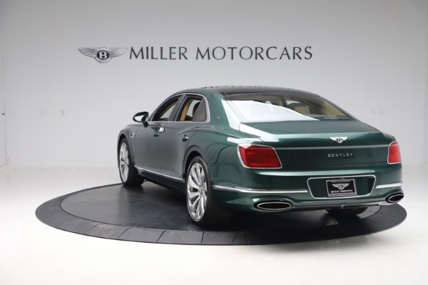 New 2020 Bentley Flying Spur W12 First Edition for sale Sold at Bugatti of Greenwich in Greenwich CT 06830 5