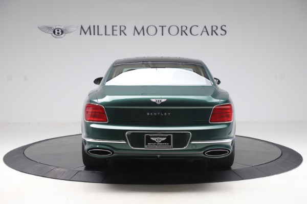 New 2020 Bentley Flying Spur W12 First Edition for sale Sold at Bugatti of Greenwich in Greenwich CT 06830 6